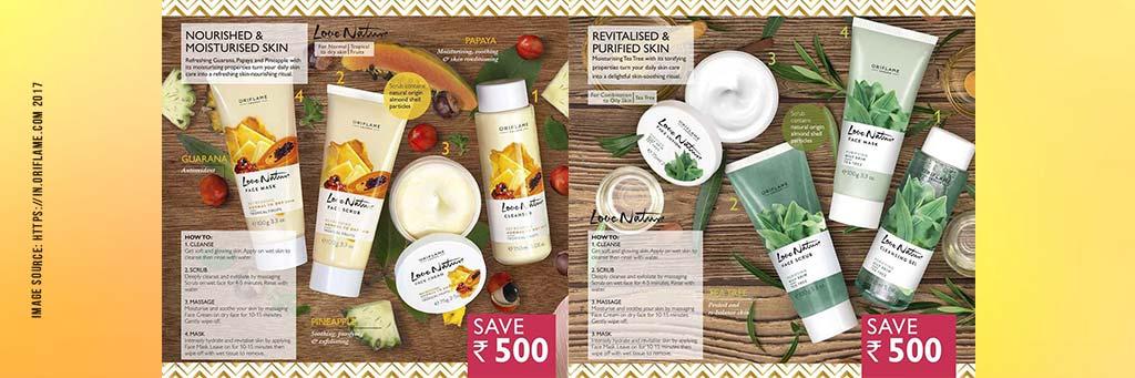 9736049f41 Review For Love Nature Facial Kit – Purvi Pritesh Shah