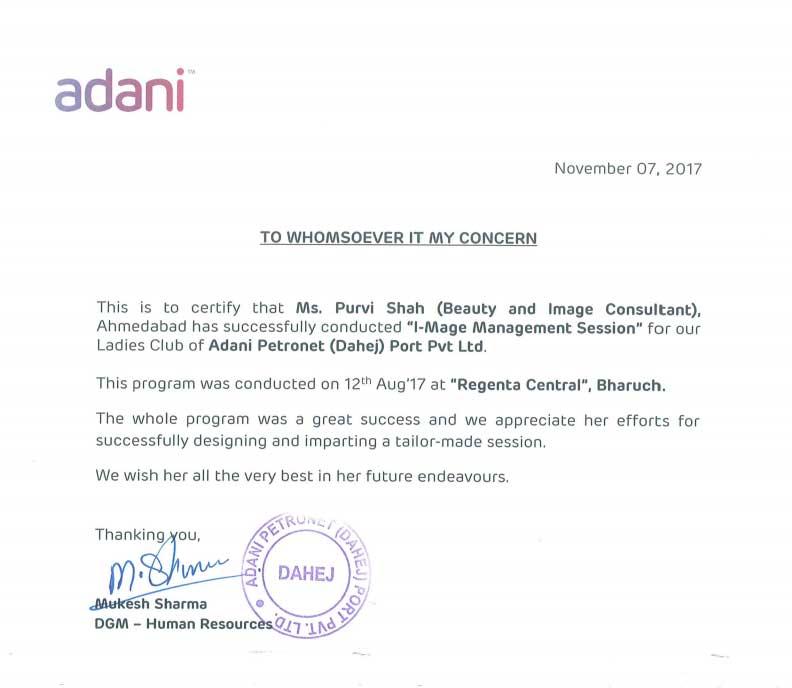 adani-praise